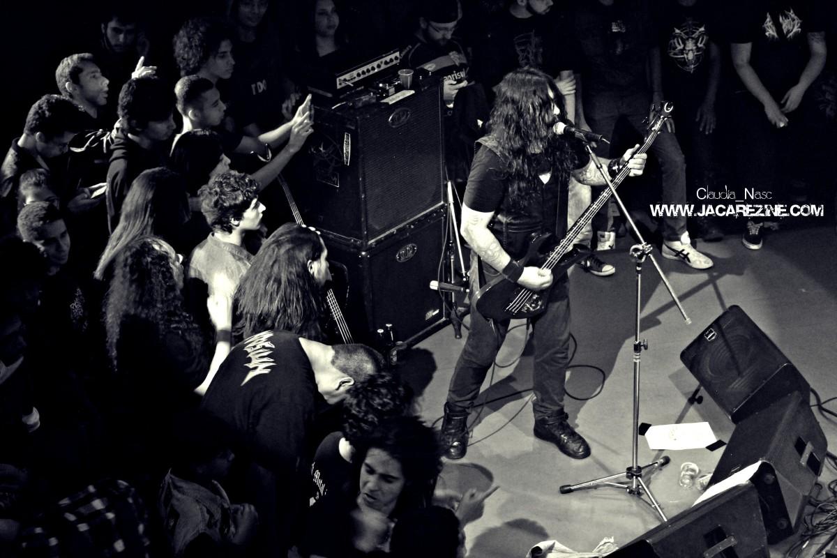 Krisiun: Confira fotos do show em São Paulo.