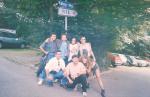 Elba e banda em Zürich(FIFA) na Suíça - Elber Bedaque