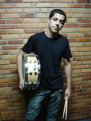 Jedi Vieira baterista