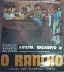Rancho gravando nos estúdios da Musidisc(RJ) - Elber Bedaque