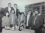 Wellatons em Caçapava tocando com Denny e Dino(dupla de sucesso na época, lembram do Coruja, ah,ah, ah! - Elber Bedaque