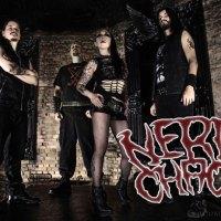 NervoChaos: banda anuncia turnê pela Ásia e África do Sul!