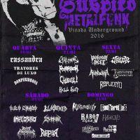 Festival Suspiro Metal Punk promove cinco dias de Rock and Roll em Curitiba