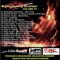 Coletânea Symphony Guitar
