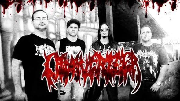 Cadaverizer - Promotional photo 2016