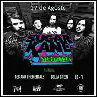 SUGAR KANE - 20 Anos Tour: São José dos Campos