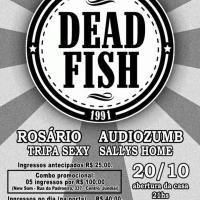 DEAD FISH + bandas convidadas em Jundiaí