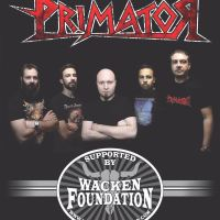 Novo álbum do Primator será patrocinado pelo Wacken Foundation