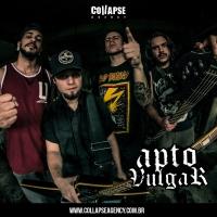 APTO VULGAR: Banda se prepara para lançar EP.
