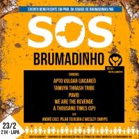 SOS BRUMADINHO: União e música em uma noite de solidariedade em prol de Brumadinho/MG.