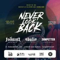 VALE HARDCORE FESTIVAL(15/06 - São José dos Campos): Neverlookback + No Trauma + San Petter + Abulia HC